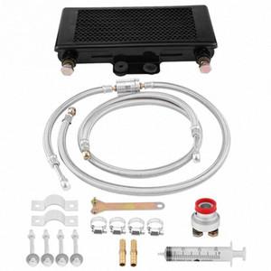 125ml mejorada del aceite del motor enfriador de aceite de refrigeración kit de sistema de GY6 100CC 150CC-refrigerador del motor Accesorios 7sLT #