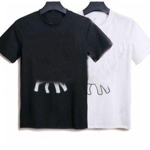 Animal New Pattern Хлопок Мужские футболки Anti-Shrink Женщины Футболки Новая мода Мужчины Женщины Футболка мужская Стильная печать с коротким рукавом мужская Tops