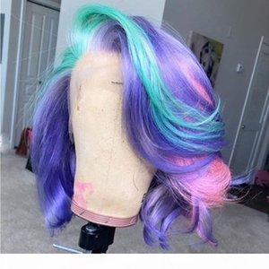 Vancehair 13x4 Frente de encaje Pelucas para el cabello humano Colores personalizadas Bob WIG 150% Pre plegado Remoy Pein