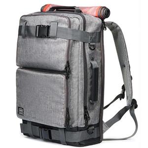 Мужская многофункциональная ноутбук рюкзак водонепроницаемый Oxford Business Rucksack мода ноутбука школа сумка задний пакет путешествия для мужчин