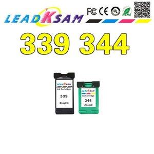 Ink Cartridges LEADKSAM 339 344 Cartridge Compatible For Officejet 7210 7313 7410 Posmart 2710 8450 Printer1