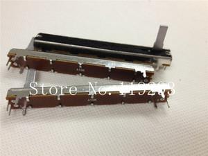 Wholesale- [BELLA]SL-6021N 75MM 7.5CM Single potentiometer A10K Budweiser 1200D Mono shaft length 15MM--10PCS LOT ZXuK#