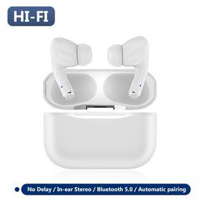 Tws Wireless Bluetooth-Ohrhörer Hi-Fi-Gaming-Kopfhörer In-Ear-Stereo-Ohrhörer Hantelfreies Headset für I900000 pro Rauschen Auriculares-Ohrpods