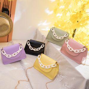 HBP summer and autumn new Korean version of the trend fashion crocodile pattern small bag shoulder across hundreds of handbag
