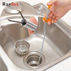 Acessórios de cozinha Sink Limpeza gancho de Banho dreno de assoalho esgoto draga de dispositivos Gadgets esgoto Toilet Sink Banheira Creative Home