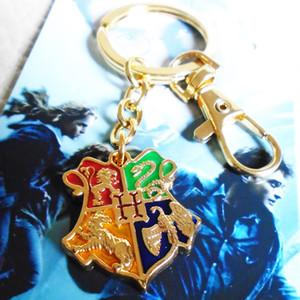 Harry Potter Keychain Halskette Anhänger Zubehör Movie Periphere Geschenke HP