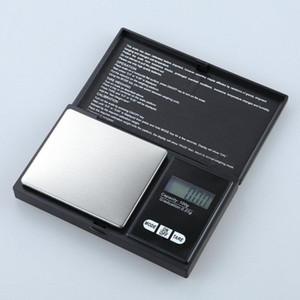 Карманный мини цифровые весы 200г / 0 .01g 300г / 0 .01g Серебряная монета Золотые украшения взвешивания Весы Lcd электронные цифровые весы ювелирные баланс