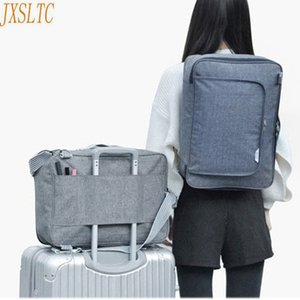 Women Travel Storage Bags Clothes Luggage organizer Collation pouch Cases Suitcase Accessories Men Computer Messenger Backpack T200710