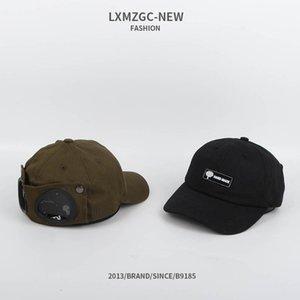 Розетка 2021 2020 Новая шляпа задние очки Super Cool Pilot модный бейсбол личности универсальная крышка