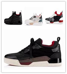 الرجل الفاخرة منصة حذاء رياضة الرجال مصمم الجديدة المرأة الاحذية أحمر منخفض أعلى من الرجال والنساء الشقق قيعان المدربين حبيب 38-46