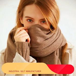 100% cashmere scarf Warm tassel Water ripple shawl Women Classic female cool wool Thicken Autumn winter ladies neckerchief Lightness muffle