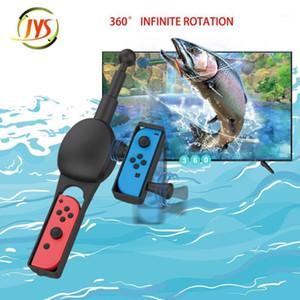 Jogo de pesca kit de pesca hand haste para switch joycon spirits fácil usar necessidade de colocar seus dois alegres-con 27g31