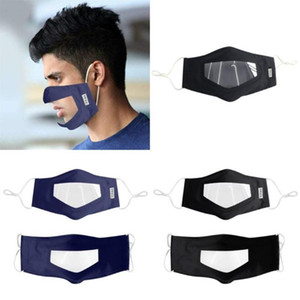 Groothandel Deaf Window Soon Washable Kids Boys With Zealand New Top Face Clear Mask Pvc Deaf Cover Cover Cover Releasing Visibility sqcnZ