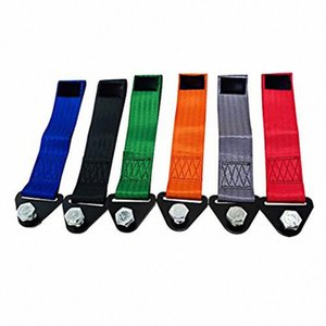 Balight High Quality Universal Tow Strap Racing Car Tow Straps   Ropes lftF#