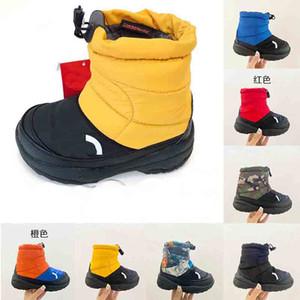 مصمم الأزياء الشتاء الأطفال أطفال أحذية الفتيات فتاة أحذية جديدة الشتاء طفل رضيع التمهيد جديد رقيقة والضوء حذاء أسفل الأحذية ضئيلة 24-35