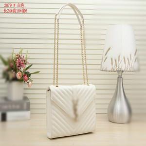 neue Marke Crossbody Beutel für Frauenysl2020 gewebt Abendtasche und Geldbeutel Schulter Messenger Bag # zx0150