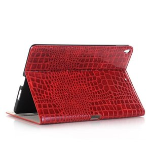 Luxury Leather Case For Ipad Pro Crocodile Stand Card Pocket Pu Protective Cover For Ipad 9.7 Air jllIEd net_store