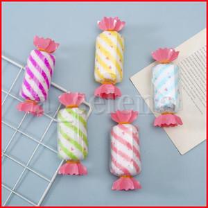 مناشف كعكة الألياف القطن حلوى المناشف الجدة عيد حفل زفاف هدية جميلة شكل منشفة 20 * 20 سنتيمتر لون عشوائي