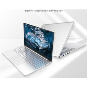 New DDR4 RAM 8GB 1TB SSD Ultrabook Metal Laptop Computer with 2.4G 5.0G Wifi Bluetooth For Intel Celeron J4105 windows laptop