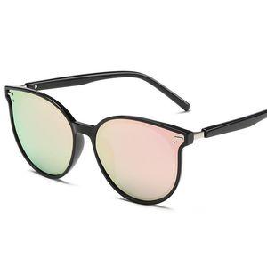 Kore Yeni 2020 Kadınlar Abay Tasarımcı Moda Pembe Vintage Kare Polarize óculos için Woamn Güneş TR90 Polarize Güneş Gözlükleri