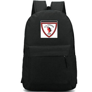 Foggia backpack Italy US day pack 1920 school bag Football club packsack Soccer team rucksack Sport schoolbag Outdoor daypack