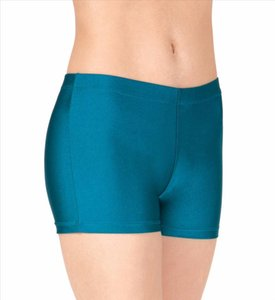 Womens Nylon Lycra Dance Shorts Rave Booty Spandex Girls Dance Hot Shorts Discount Wear Ballroom
