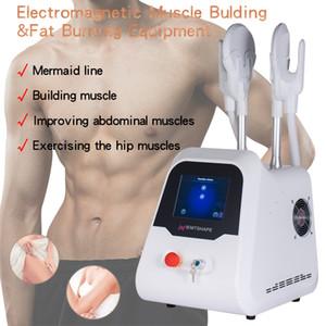 DERNIÈRE EMSLIM HI-EMT Machine EMS Stimulation de muscle électromagnétique Stimulation de la graisse Formation de la graisse Hiemt EMS Sculpt Beauté Equipment Livraison Gratuite