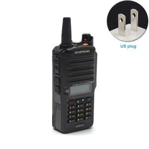 Baofeng bf-uv9r longo alcance portátil recarregável portátil portátil duas vias rádio sem fio VHF UHF banda dupla walkie talkie