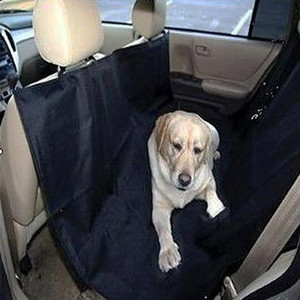 Dog seat cover view high quality oxford waterproof pet car rear seat rear cushion hanging mattress suitable for trolley off