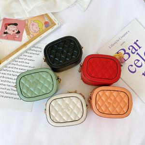 Sacs pour enfants 2020 New Baby Messenger Bag Petit Fragrant chaîne du vent Sac de fille de diamant Changement de décoration Sac à bandoulière