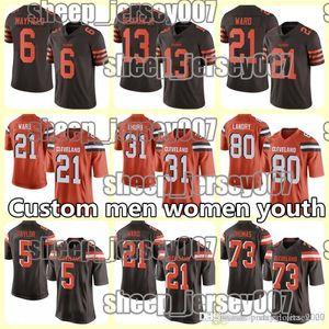 26 Greedy jersey Williams 22 Grant Delpit 19 Bernie Kosar ClevelandBrown 57 Clay Matthews Kareem Hunt Lou Groza Ozzie hommes Garrett