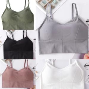 485tW ladies Yoga vest Beautiful Back lady zipper underwear bra bag mail sport No Steel Ring running Wrapped Chest aerobics fitness Sports