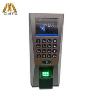 F18 TCP IP Fingerprint Access Control And Time Attendance Free Software SDK Access Control System1