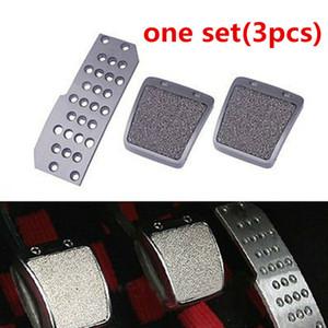 3 Pcs Car Non-Slip Pedal Pad Cover for Civic CRX Acura Mugen Integra Prelude MT