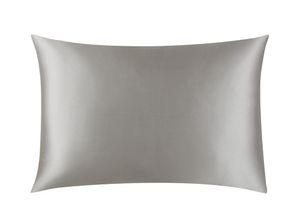 light grey 100% Mulberry Silk Pillowcase Pillow Case