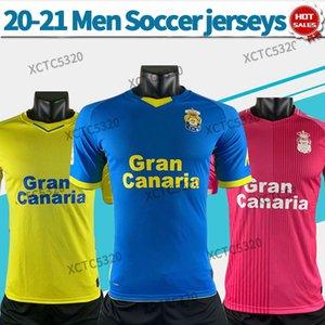 نادي لاس بالماس لكرة القدم جيرسي camiseta دي فوتبول 2020 2021 ROBER Á. ليموس المنزل بعيدا قميص كرة القدم الثالث