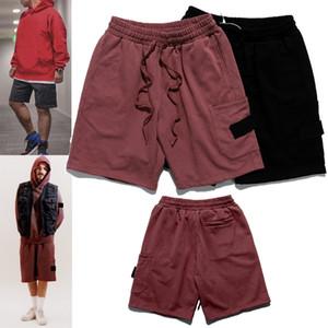 2021 Tasarımcı Lüks Pantolon Erkek Pantolon Gevşek Kravat Özel Kumaş Boy Düğme Logo OEM Nakış Yan Dokuma Dikiş Tasarım Pantolon