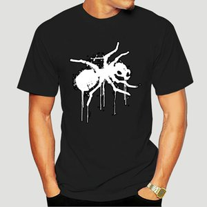 T Negro Ant Prodigy Logo hombre M L XLXXL de manga corta de manga corta barato libre de Wholesa 3872a Sport Sudadera con capucha camiseta