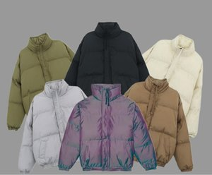2020fwss Winter Down Jacket Men Women Stand Collar Coats Outerwear Male Clothes