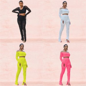 SZV Y SEXYSET Conjuntos Dot Mesh Tshirt Crop Top Top Falda Falda Corta Polka Twoclub Dos Pie Pink Quinanera Dress Outfits Sexy