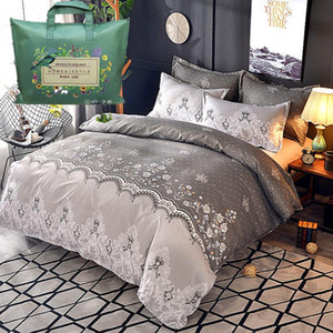 Bedding Sets Fashion Simple Style Home Bed Linen Duvet Cover Flat Sheet Set Winter Full King Single Queen,bed 2021