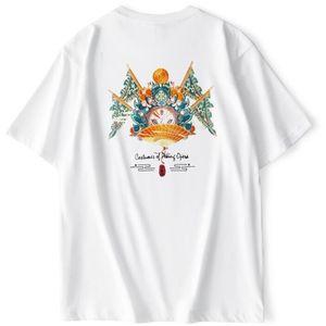Mens Designer T Рубашки Вышивка Одежда футболка Thirt Hip Hop Tee летняя мода футболка повседневная улица женщин мужская футболка