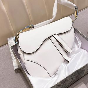 Top A+++ Messenger Bags High Quality Women's Shoulder Bag Boutique Saddle bag Shopping Bag Wallet Fashion Classic Women Bags with box