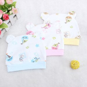 Newborn products baby pure cotton tire cap spring, summer and autumn available in all seasons