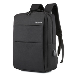 2020 Both Shoulders laptop anti theft Backpack Male School Wind Solid Color Student A Bag Outdoor Sport Travelling Bag