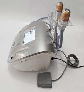 Portable HIFU V Max Line Radar Sculpture Facial HiFu Skin Rajeunissement de la peau Déploitation Face Ascenseur Anti-vieillissement Machine de beauté avec 3,0 mm 4.5mm