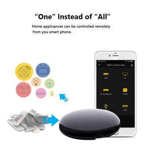 WiFi IR Remote Control for Air Conditioner TV Smart Home Infrared Universal Remote Controller For Alexa Google Home Appliance Controller