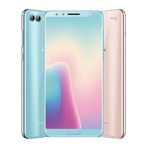 Original Huawei Nova 2S 4G LTE Cell Phone 6GB RAM 128GB ROM Octa Core Kirin 960 Android 6.0 inch 20MP NFC Fingerprint ID Smart Mobile Phone