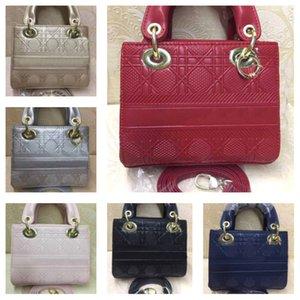 Wholesale Woman Bags Shoulder Bags Leather Messenger Bags Fashion Casual Designer Handbags lady cover flap Top Quality size 18*8*14 cm