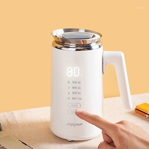 700ml Electric Kettle Portable Boiling Cup Heat Preservation Adjustable Temperature Automatic Kettle For Home Travel 220V1